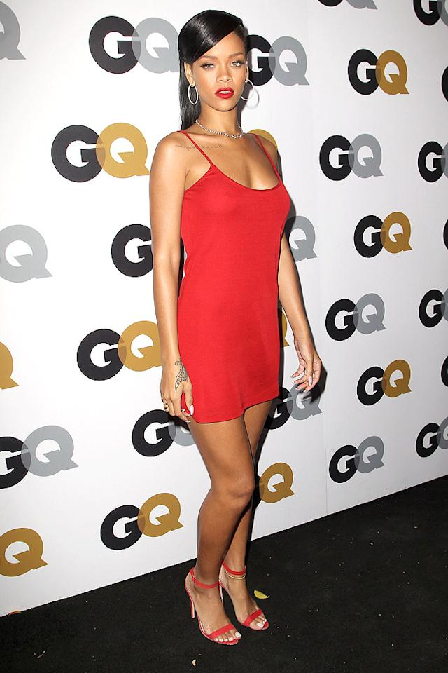 GQ 2012 Men of the Year Party.