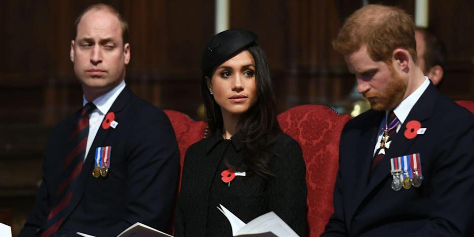 Prince William Was *Pissed* About How the Palace Handled Meghan Markle Going into Labor