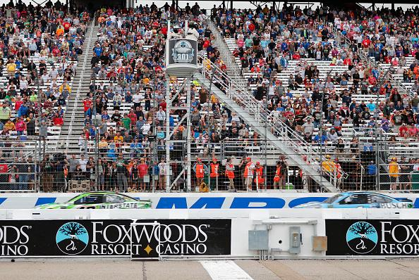 Updated entry lists for NASCAR at New Hampshire