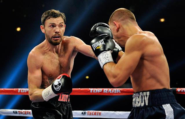 Andy Lee nearly quit boxing before winning WBO middleweight title