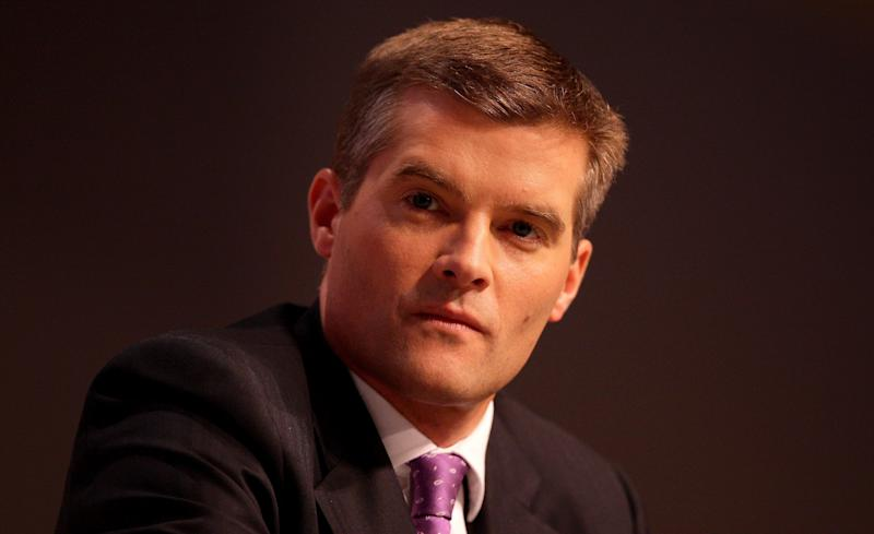 Shadow Minister for Disabled People, Mark Harper during the Conservative Party Conference in Manchester.