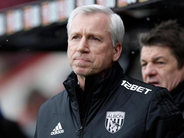 Alan Pardew admits West Brom are 'running out of time' after eighth successive defeat