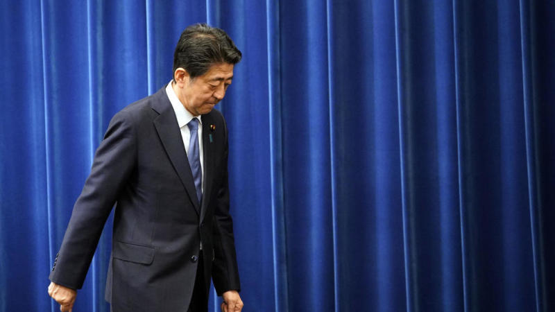 Japan PM Shinzo Abe to resign due to worsening health condition