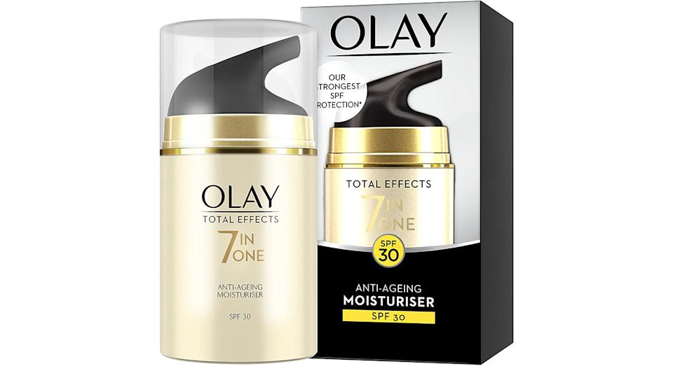 Olay Total Effects Anti-Ageing Moisturiser with SPF 30