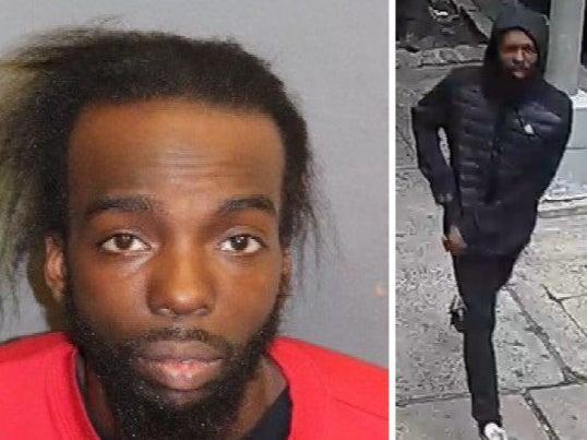 NYPD detectives identified Farrakhan Muhammad as a suspect in the Times Square shooting that left two women and a four-year-old girl injured (NYPD)