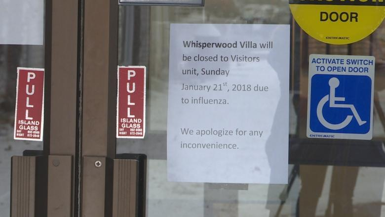 'It's changed the mood': Charlottetown nursing home restricts visits amid flu outbreak