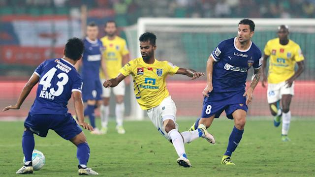 This is the first time that the midfielder will step out from his familiar Maidan conditions for a full fledged season after signing with Mumbai City