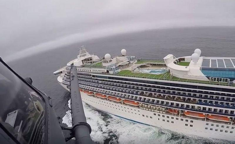 Group: Bring home Pinoy crewmen from virus-hit cruise ship in US