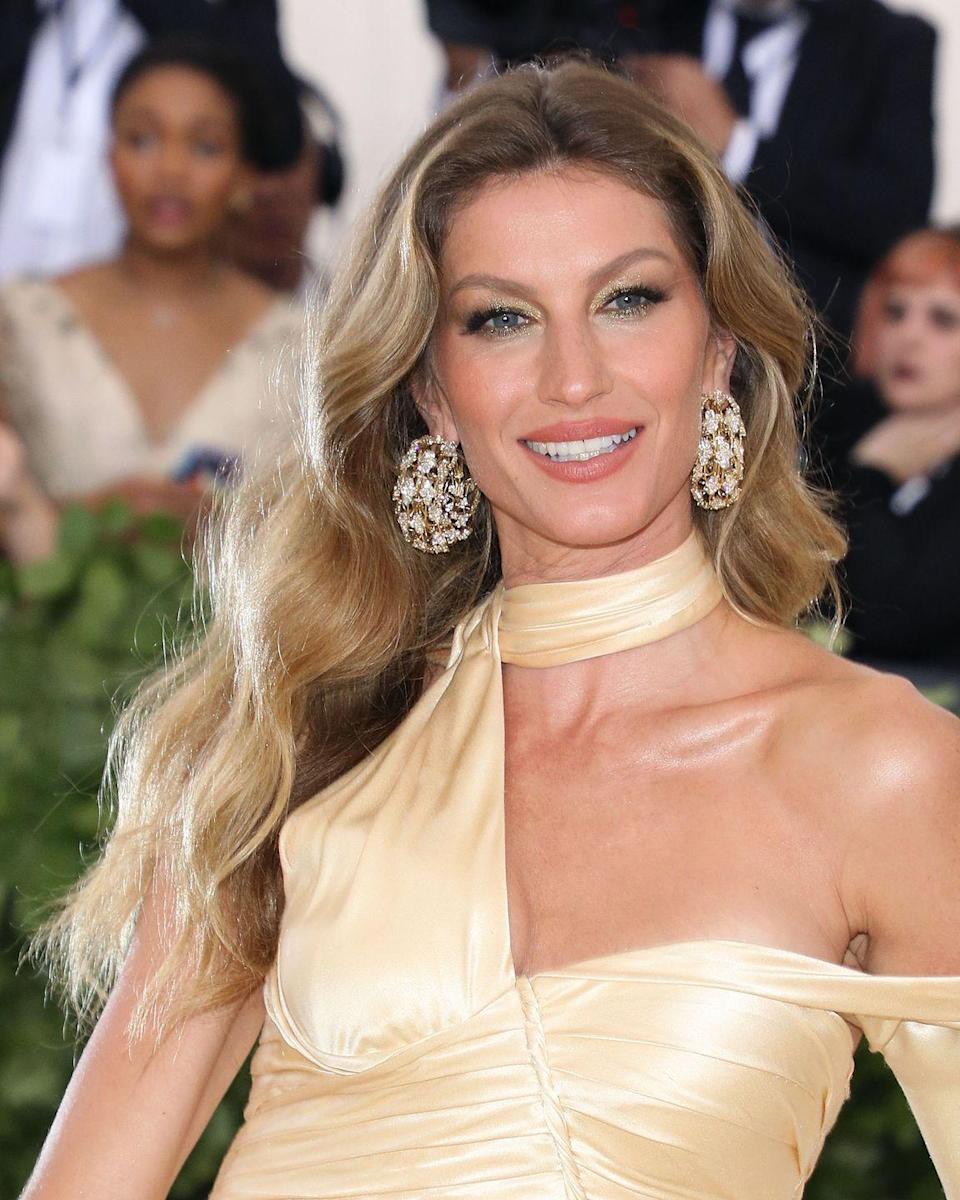 """<p>Seen here on <strong>Gisele Bündchen</strong>, these delicate highlights hit the hair scene in 2015, and they've since gone mainstream. """"These are similar to balayage and ombre techniques, but more subtle shades of blonde are placed in the hair to create soft, natural look,"""" says Johnathan Breitung, owner of Johnathan Breitung Salon and Luxury Spa in Chicago. </p>"""