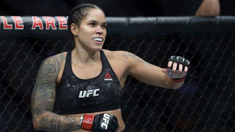 Amanda Nunes warns Claressa Shields: 'I'm gonna wrestle the s— out of you and finish you with a jiu-jitsu submission'