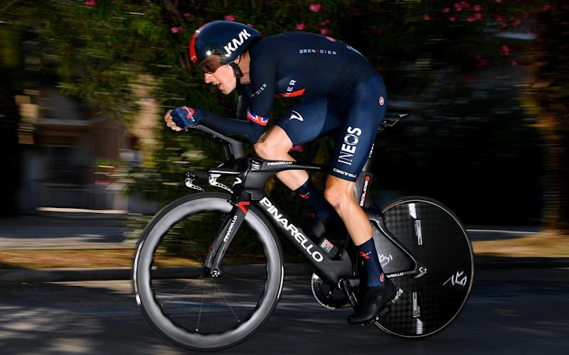 Geraint Thomas is raring to go again - Getty Images