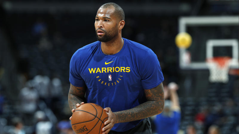 Draymond on return of DeMarcus Cousins: 'All hell about to break loose'