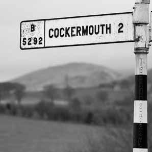 <p>The ancient market town of Cockermouth is located in Cumbria. </p>