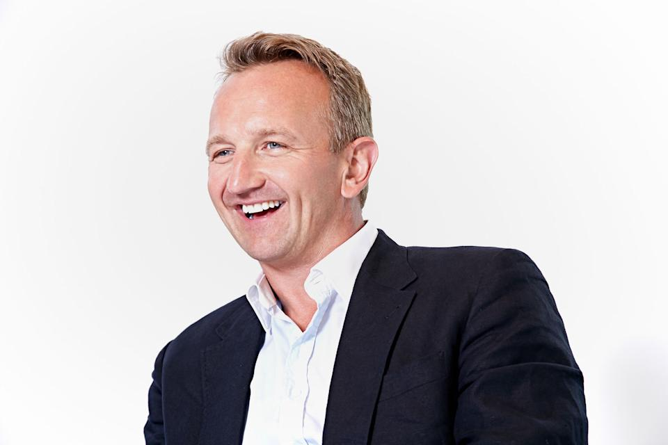Undated handout photo issued by ASOS of their current chief operating officer Nick Beighton, who will replace chief executive Nick Robertson with immediate effect after he announced he was standing down.
