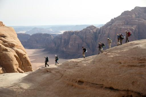 Jordan welcomed seven million tourists in 2010, but arrivals plunged to around three million in each of the following two years