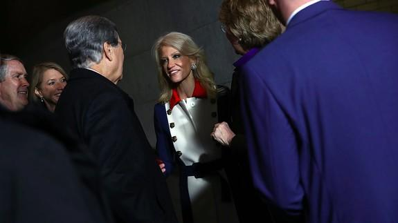 Twitter has some opinions about Kellyanne Conway's ...