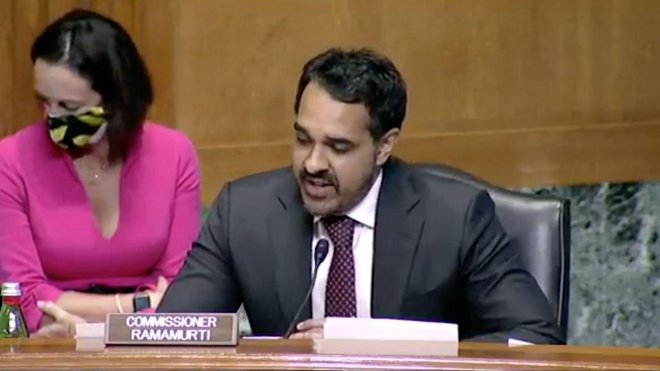 Indian-American Bharat Ramamurti has been named Deputy Director of the US National Economic Council.
