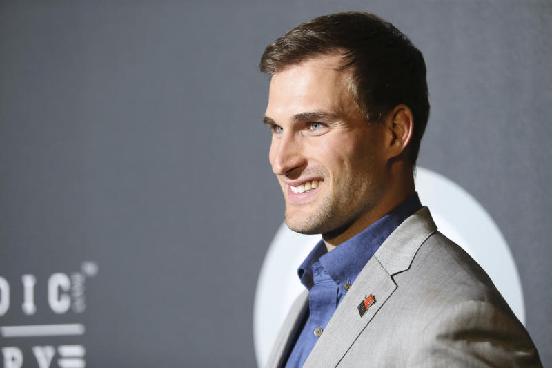 Quarterback Kirk Cousins will have plenty of suitors this offseason in free agency, including the Jets. (AP)