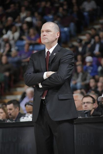 The Kings were 11-13 under Michael Malone this season. (NBAE/Getty Images)