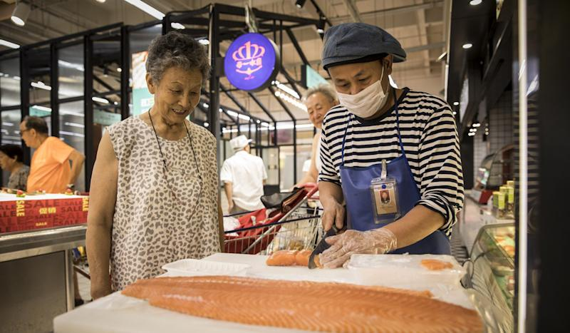 Is rainbow trout the same as salmon? China says yes despite food safety fears