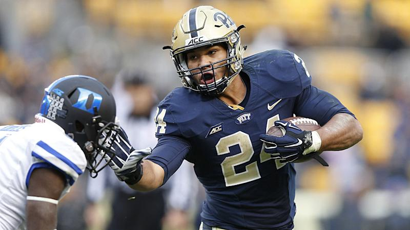 James Conner to NFL GMs: 'I am more than the guy who beat cancer'
