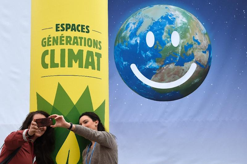 """Climate Generation areas"" are the open-to-the-public spaces at the World Climate Change Conference 2015, known as COP21, with access for attendees and the public alike to film screenings, interactives and more"