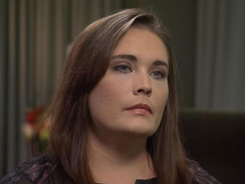 Jennifer Caswell during an interview with Dr Phil: Dr Phil/Youtube