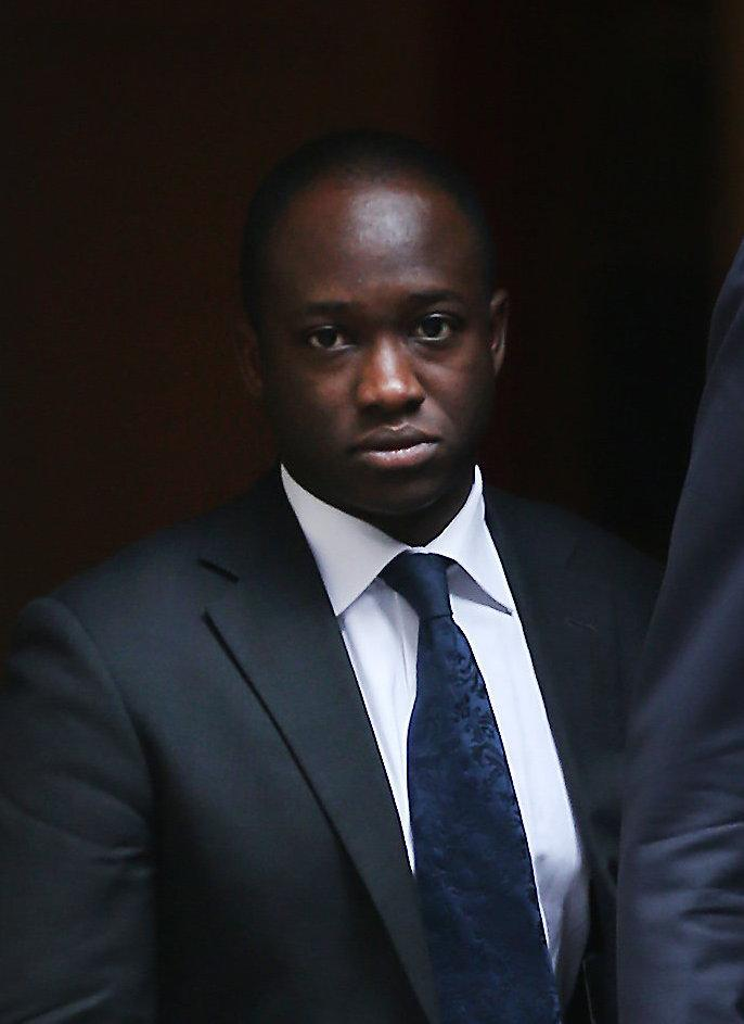 "<strong>Prisons Minister Sam Gyimah said the payments were made ""for a variety of reasons"" </strong>"