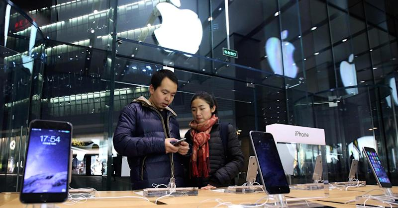 Hedge funds ditch Apple for AbbVie and Alibaba
