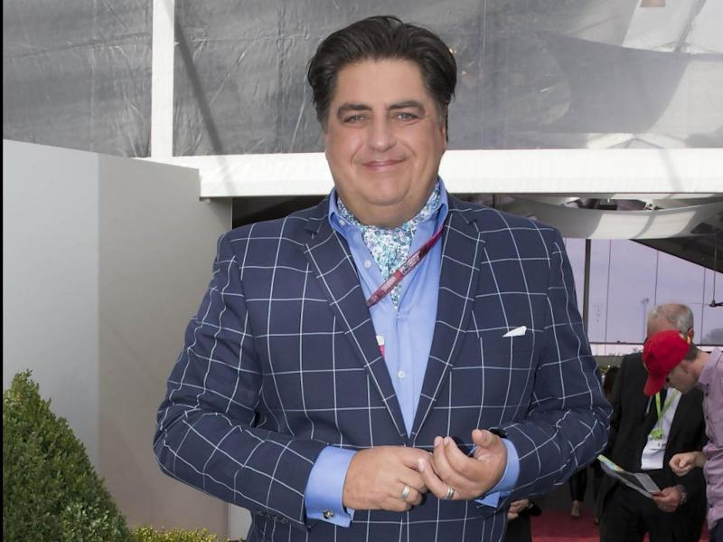 Matt Preston upset the chef when he commented on his son. Source: Media Mode