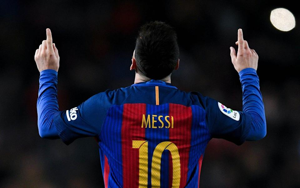 Where Lionel Messi could go next after Barcelona announce his departure - GETTY IMAGES