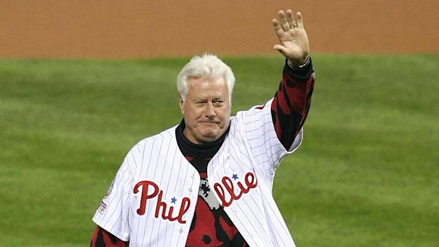 Green was the manager of the Phillies when they won the 1980 World Series.