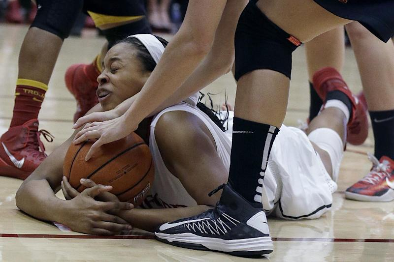 Ogwumike leads No. 4 Stanford women over USC 86-59