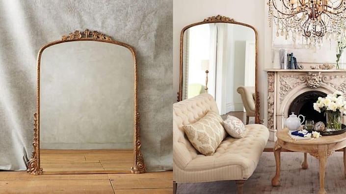 You've probably seen this mirror all over social media.