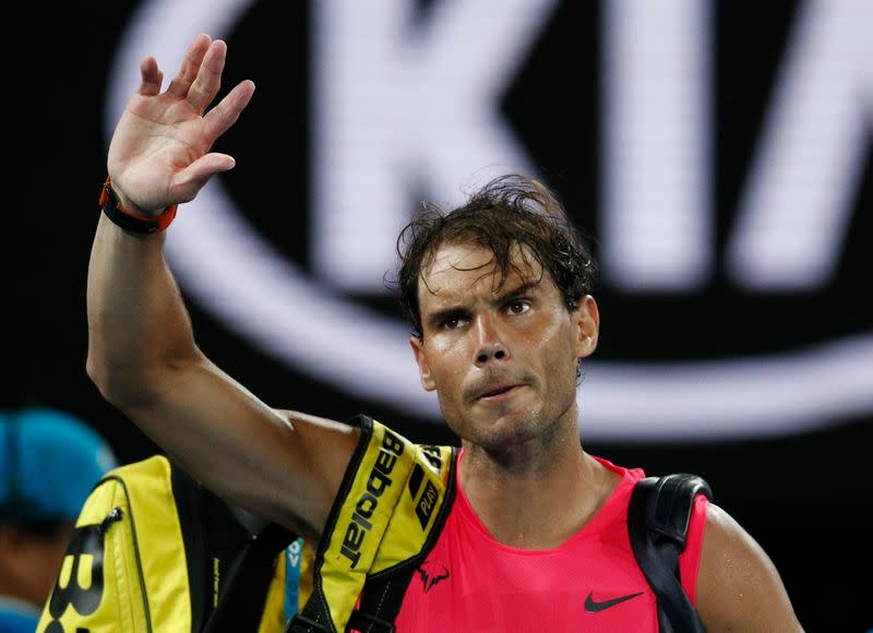 Nadal feels at home in Acapulco as he returns to action