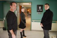 """<p><b>What's Coming Up:</b> No worries if you didn't watch the first season of Fox's sci-fi mystery — neither did Season 2 star Jason Patric. He joins as Theo Yedlin, a doctor who's brought to Wayward Pines without his knowledge — and dammit, he wants answers. """"The problem I have with all these sci-fi and supernatural things is everybody buys into it right away, says Patric. """"It's just not realistic. Especially this guy, who is a man of science, you're going to find every possibility to try to understand what's happening. I think that also helps the viewer, so they can ride with that same experience.""""<br><br><b>For Returning Fans:</b> In addition to the new stars (Djimon Hunsou also joins this season, playing a town historian), <i>Pines</i> has a new showrunner, Mark Friedman (<i>Believe</i>). He wants to assure fans the things they loved about Season 1 will still be there. """"I know some are skeptical, like, 'Is there more story here?' But it does feel like a whole new version of the show in terms of expanding the world,"""" says Friedman. """"The piece of this that they didn't really explore much in the first season was the creature outside the fence. They're sort of one-dimensional killing machines, and we hint that there's a lot more going on with them than we thought. We will explore those questions."""" <i>— Kimberly Potts</i><br><br><i>(Credit: Sergei Bachlakov/Fox)</i> </p>"""