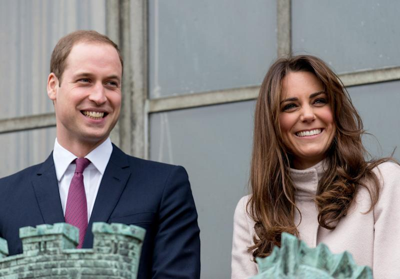 The Duke And Duchess Of Cambridge Official Visit To Cambridge