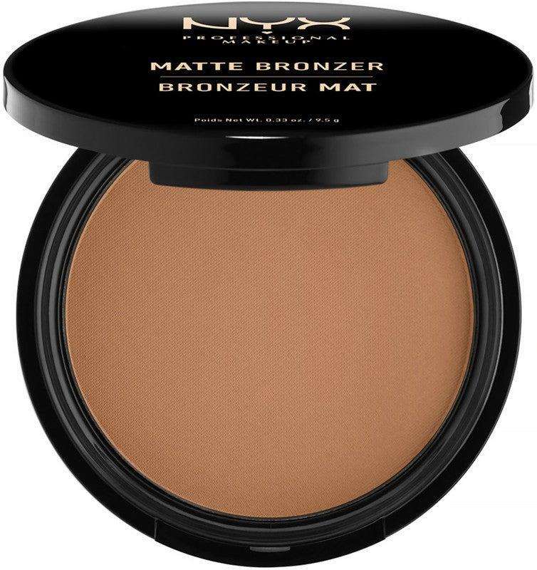 "<h2><h3>NYX Cosmetics Matte Bronzer</h3></h2><br>""A quick dusting of this powder with an angled brush picks up all the pigment I need to wake up my face without looking overly contoured. Of course, there's the option of layering if you need a little more chisel, which is why I love this $10 bronzer — it does it all."" — Aimee Simeon, senior beauty writer<br><br><strong>NYX Professional Makeup</strong> Matte Bronzer, $, available at <a href=""https://go.skimresources.com/?id=30283X879131&url=https%3A%2F%2Fwww.ulta.com%2Fmatte-bronzer%3FproductId%3DxlsImpprod4141595"" rel=""nofollow noopener"" target=""_blank"" data-ylk=""slk:Ulta"" class=""link rapid-noclick-resp"">Ulta</a>"