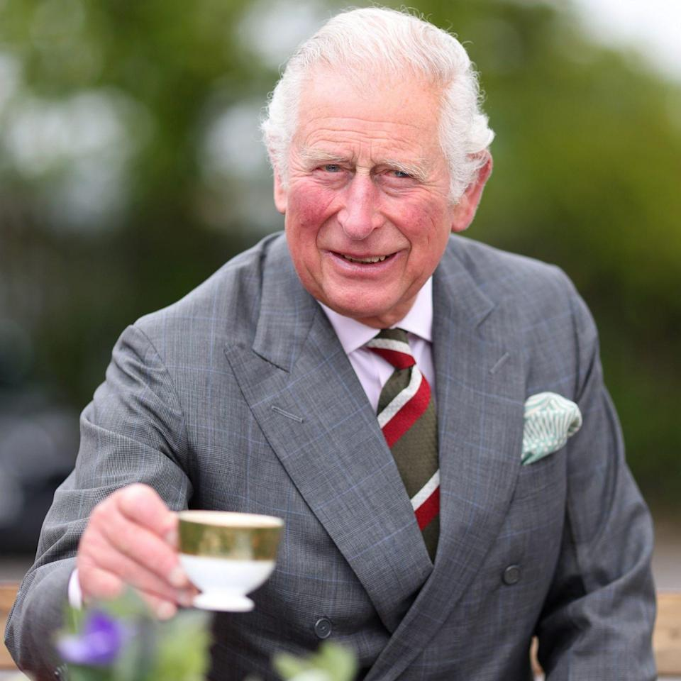 It was business as usual on Friday for the Prince of Wales on a visit to BCB International, a supplier of protective, medical and defence equipment, in Cardiff - Chris Jackson/WPA Pool/Getty Images