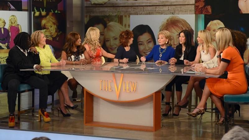 Deja Vu on 'The View': Former Co-Hosts Reunite for Barbara Walters' Farewell