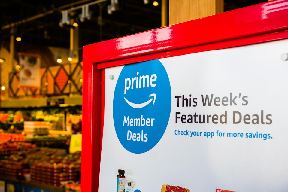 Amazon Prime membership Prime Day Whole Foods