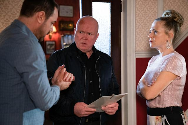 'EastEnders' has run out of episodes, going off air on June 16th. (BBC)