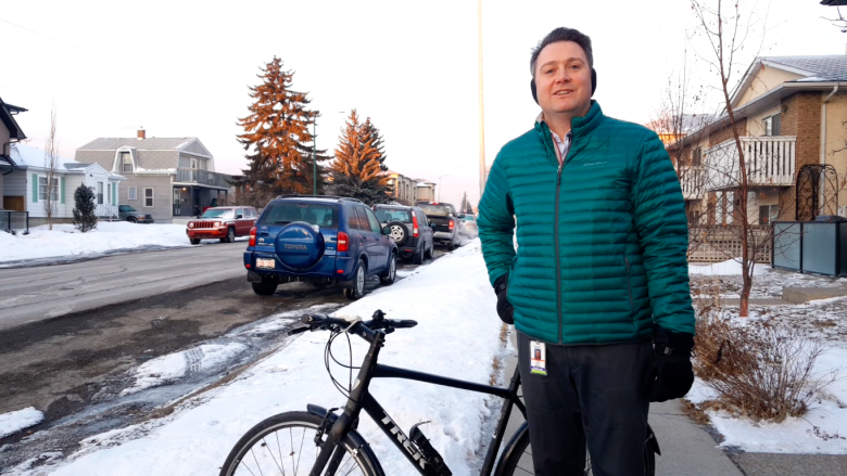 Winter biking in Calgary: Why some cyclists say it's worth it