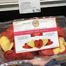 """<p>Love pasta? Well, let it know by buying it in the shape of... hearts! While this obviously was big for Valentine's Day, this is totally a must for any upcoming date night. Find out more about the delicious filling of this <a href=""""https://www.bestproducts.com/lifestyle/a26085910/costco-nuovo-pasta-heart-shaped-four-cheese-ravioli/"""" rel=""""nofollow noopener"""" target=""""_blank"""" data-ylk=""""slk:heart-shaped pasta"""" class=""""link rapid-noclick-resp"""">heart-shaped pasta</a> here!</p>"""