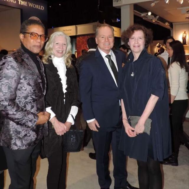"""<p>Someone at a cool design party asking to snap your photo? Chances are it's Rio Hamilton: designer, frequent speaker, and social butterfly chronicling the design scene. When he's not snapping photos, Hamilton can be found outfitting rooms for the likes of New York's Holiday House and hosting TV segments. </p><p><a href=""""https://www.instagram.com/p/BtFegymFVM4/?utm_source=ig_embed&utm_medium=loading"""" rel=""""nofollow noopener"""" target=""""_blank"""" data-ylk=""""slk:See the original post on Instagram"""" class=""""link rapid-noclick-resp"""">See the original post on Instagram</a></p>"""