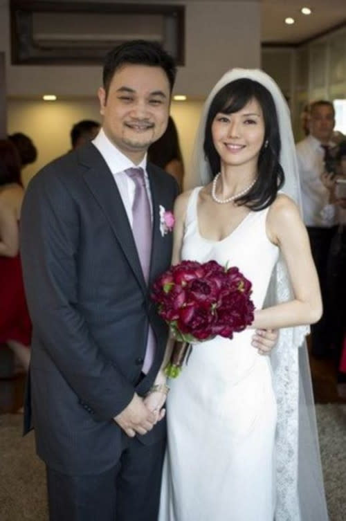 The couple tied the knot back in 2011