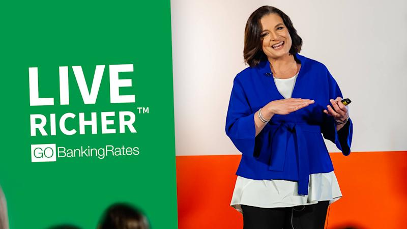 GOBankingRates Live Richer Speaking Series with Kathy Pickering.