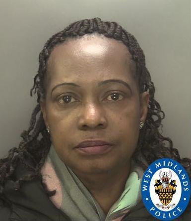 Juliana Oluronbi has been convicted of three counts of aiding and abetting rape. (PA Images/West Midlands Police)