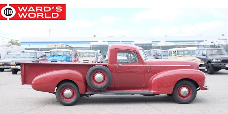 These Eight Obscure Pickup Trucks Are Vintage Design Classics