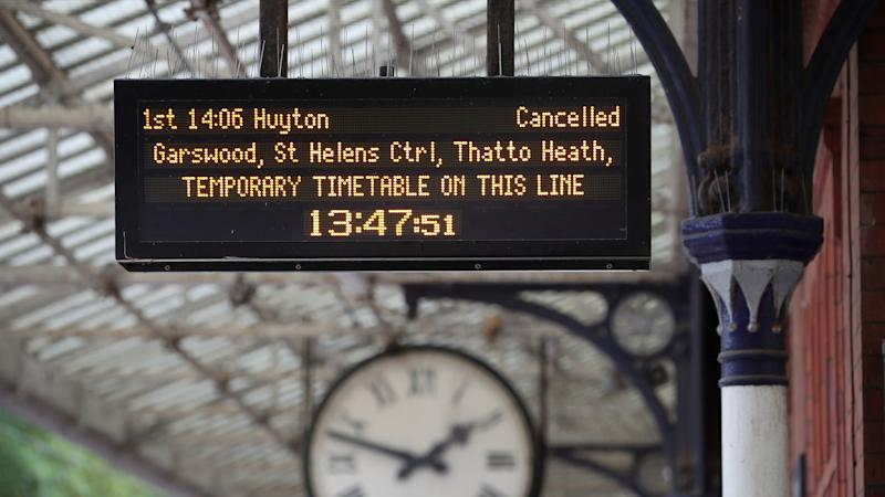 Delayed train passengers urged to 'claim every time' for compensation
